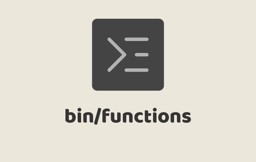 bin/functions