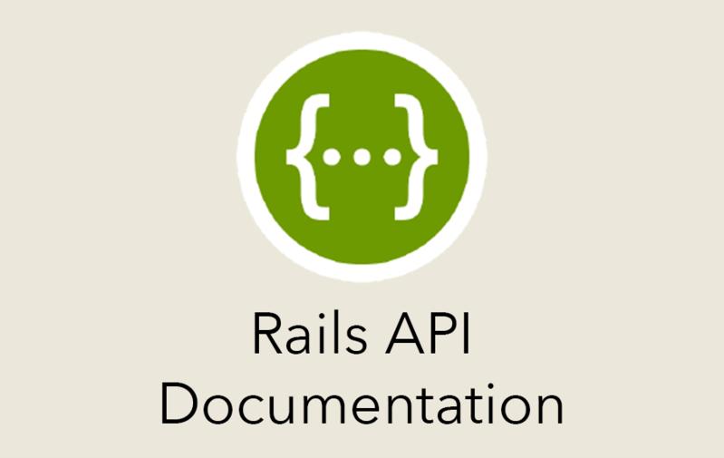 Rails API Documentation