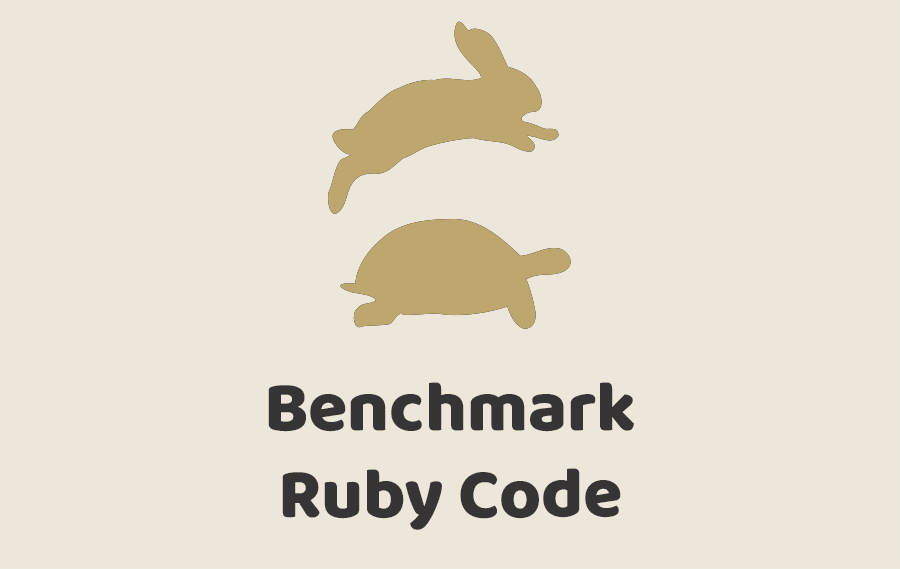 Benchmark Ruby Code