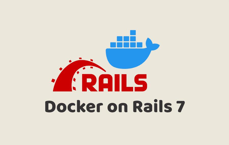 Docker on Rails 7