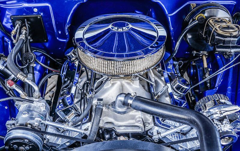 Mountable Engines
