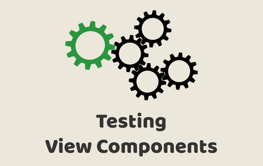 Testing View Components